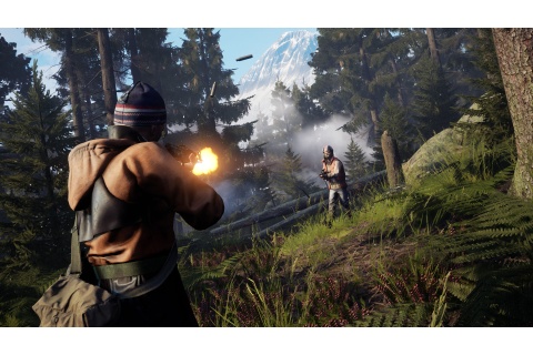 Hands-on with Bohemia Interactive's Vigor - MSPoweruser