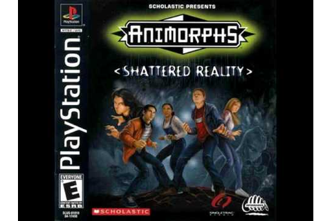 Animorphs: Shattered Reality (PS1) [Full Soundtrack] - YouTube