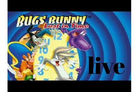 bugs bunny voyage a travers le temps live 1 - YouTube