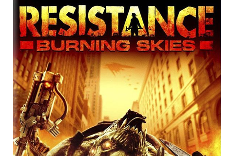 Resistance: Burning Skies review | ITProPortal