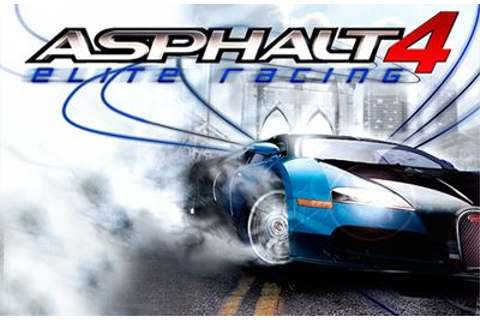 Asphalt 4: Elite Racing iPhone game - free. Download ipa ...