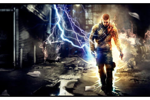 Infamous Wallpapers HD - Wallpaper Cave