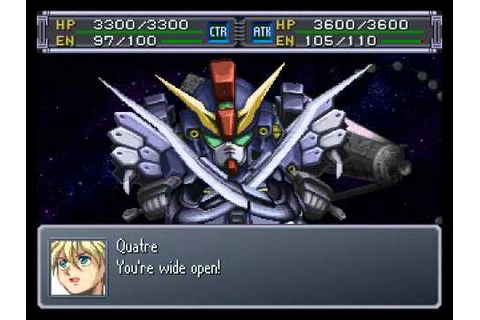 Super Robot War Alpha Gaiden Part 3 gameplay - YouTube