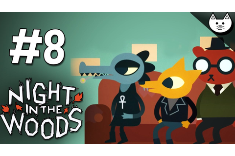 Night In The Woods - HOW TO OPEN THE SAFE! - (Night In The ...