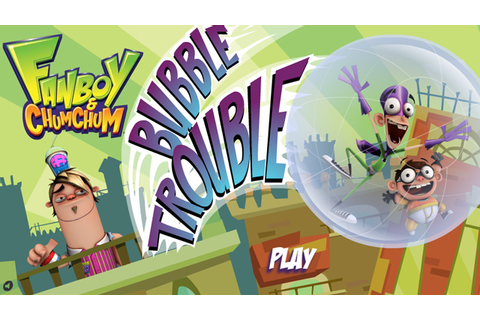 Bubble Trouble | Free Games for Kids | Nick Games