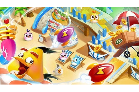Download Free Android Game Angry Birds Blast Island ...