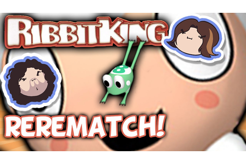 Ribbit King ReReMatch: Ribbiting - PART 1 - Game Grumps VS ...