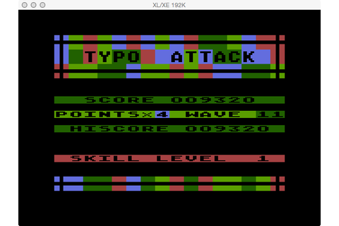S1E17 APX Typo Attack – Supplement – Inverse ATASCII