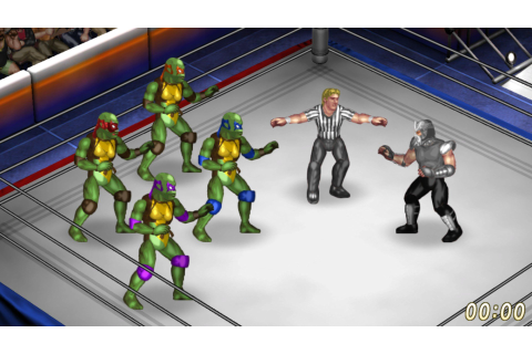 Fire Pro Wrestling World (PS4 / PlayStation 4) Screenshots