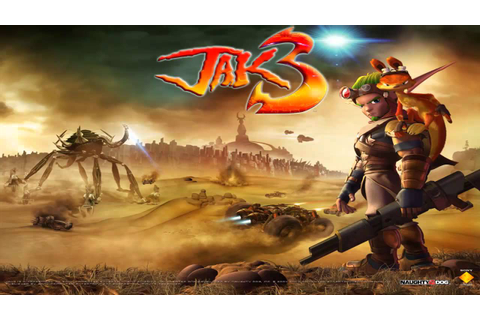 Jak 3 [OST] #15: Haven City - YouTube