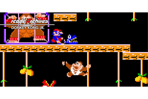 Arcade Archives DONKEY KONG JR. | Nintendo Switch download ...