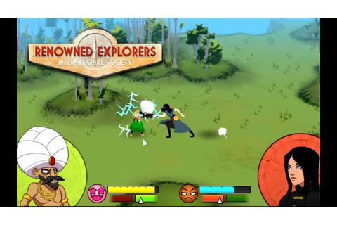 Renowned Explorers: International Society [Gameplay, PC ...