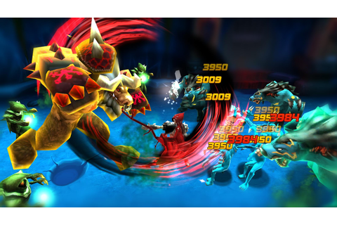 BLADE WARRIOR: 3D ACTION RPG - Android Apps on Google Play