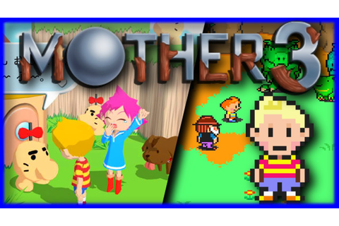 Mother 3 Earthbound 64 | Gaming History - YouTube