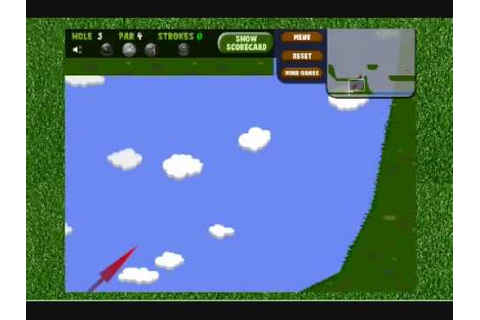 Power Golf - online golf games - YouTube