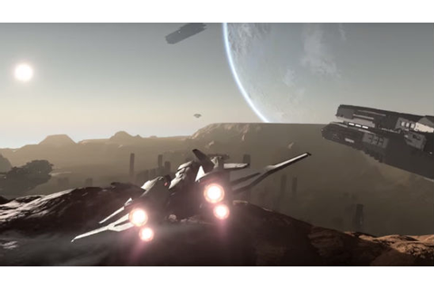 First in-game footage of Dual Universe released, playable ...