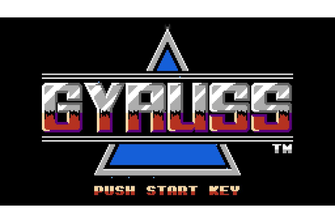 Gyruss - NES Gameplay - YouTube