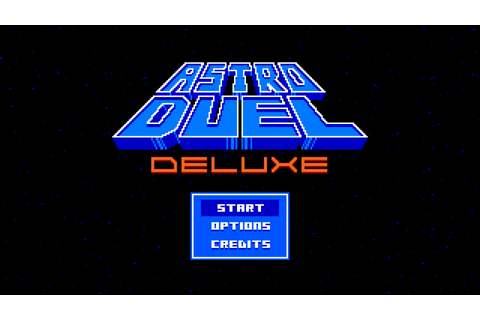 Astro Duel Deluxe Review | Switch Player