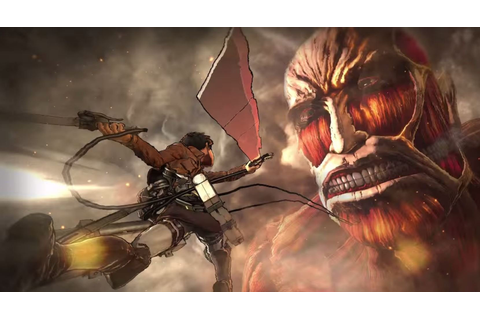 Attack on Titan: Wings of Freedom Review | Trusted Reviews
