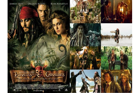 Pirates des Caraïbes : Le secret du coffre maudit (2006 ...