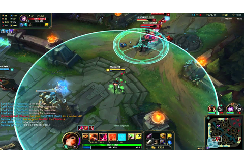 League of Legends 2016 Gameplay Miss Fortune - Evolution ...