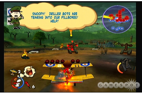 Snoopy vs. the Red Baron [PS2] | GameTraderz.com