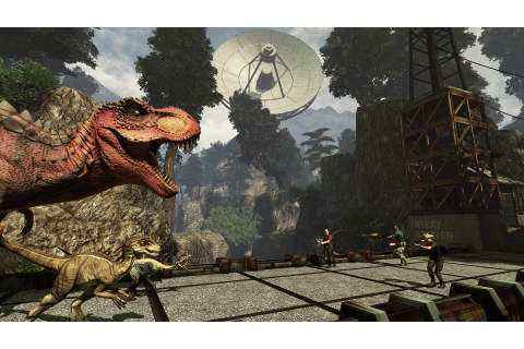 Primal Carnage: Extinction is coming to PS4 in 2015 - VG247