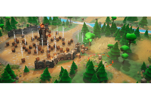 Tower Defense Title Defend The Keep Launches in Under ...