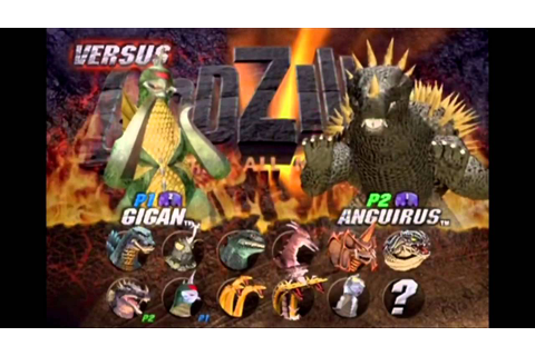 We Feel Like Playing Godzilla: Destroy All Monsters Melee ...