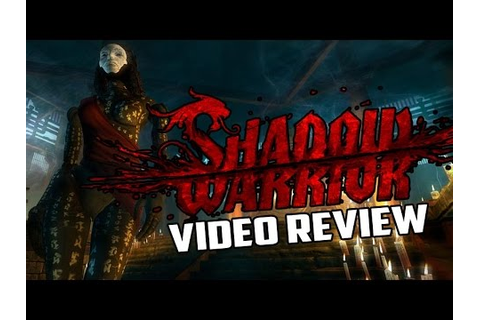 Shadow Warrior 2013 PC Game Review - YouTube