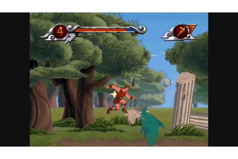 Disney's Hercules Action Game | Playstation Longplay | HD ...