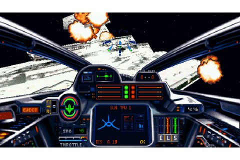 Star Wars: X-Wing - 20 Years Later and Still Awesome ...