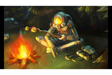 Outer Wilds Banjo by the Fire - YouTube