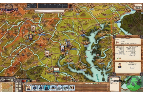 American Civil War: The Blue and the Gray Screenshots ...