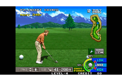 Neo Turf Masters / Big Tournament Golf - European Cup Neo ...