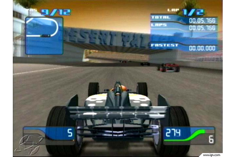 Driven Screenshots, Pictures, Wallpapers - GameCube - IGN