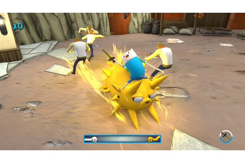 Adventure Time: Finn & Jake Investigations – Review ...