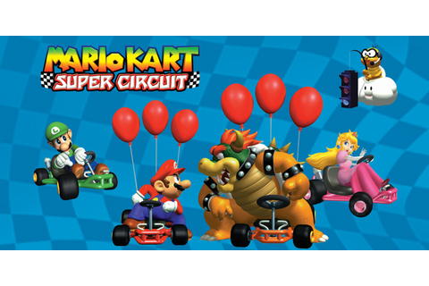 Mario Kart: Super Circuit | Game Boy Advance | Games ...