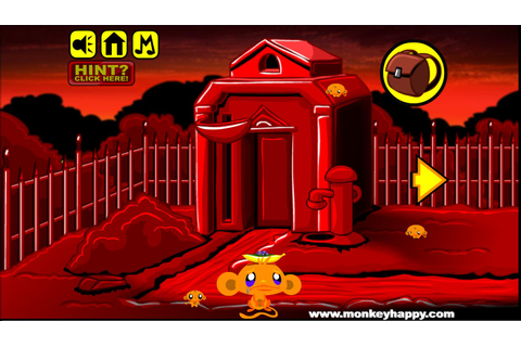 Monkey GO Happy - TOP 44 Puzzle Escape Games FREE for ...