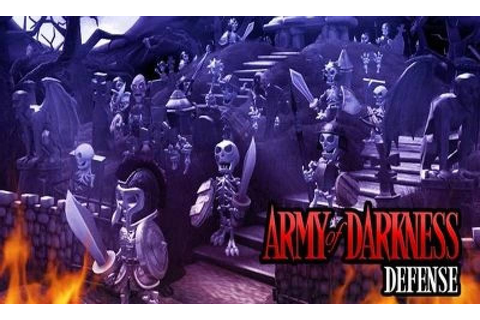 Army of Darkness Defense Unlimited Money APK Download