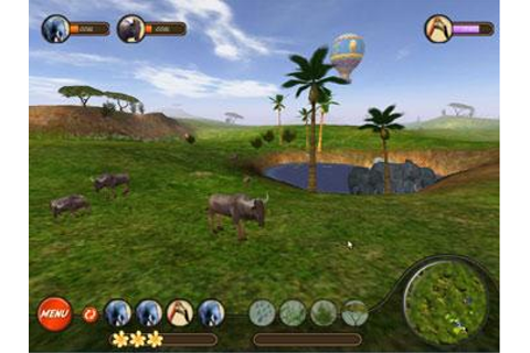Full Wildlife Tycoon: Venture Africa version for Windows.