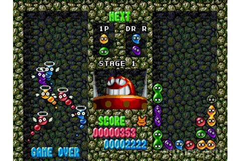 Dr. Robotnik's Mean Bean Machine Download on Games4Win