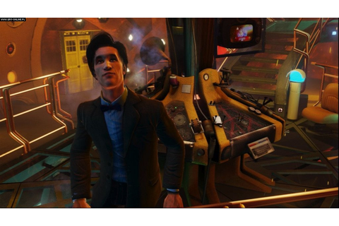 Doctor Who: The Eternity Clock - screenshots gallery ...