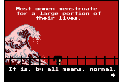 Tampon Run Game: Girls Combat Misogyny and Violence With ...