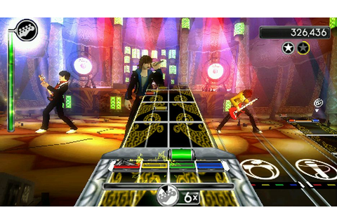 Rock Band Unplugged #3 Savegame (PSP) – SavegameDownload.com