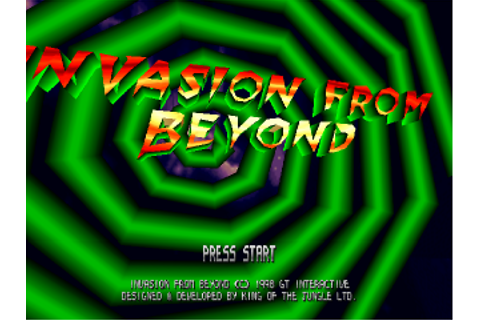Play Invasion from Beyond Sony PlayStation online | Play ...