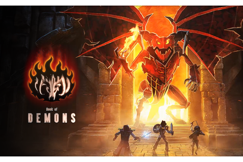 Book of Demons annunciato per PC e Xbox One