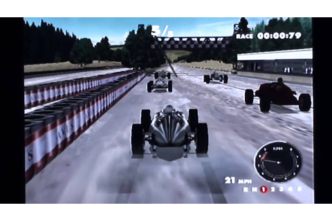 Spirit Of Speed 1937 on the Dreamcast - YouTube