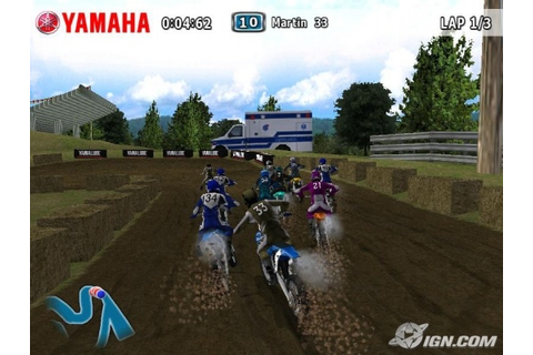 Yamaha Supercross (2008) Free Download Full PC Game
