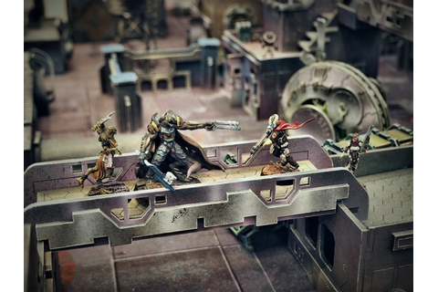Jump Into Campaign Skirmish Game Zone Raiders On ...